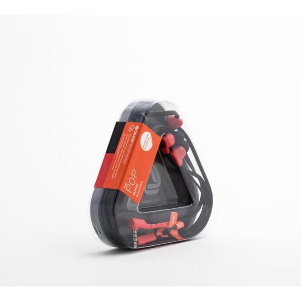 Słuchawki Coloud Pop Black/Red