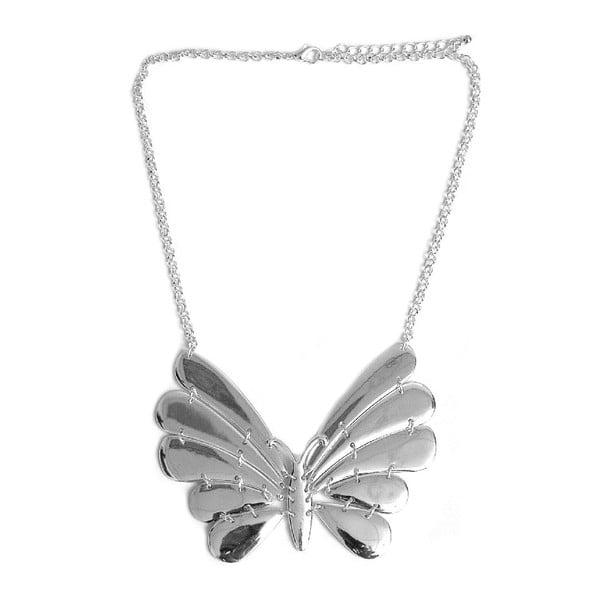 Naszyjnik Silver Butterfly