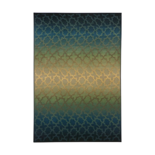 Dywan Duero, 67x120 cm, zielony