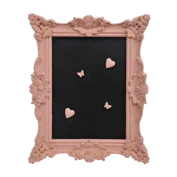 Tablica magnetyczna Vintage Pink