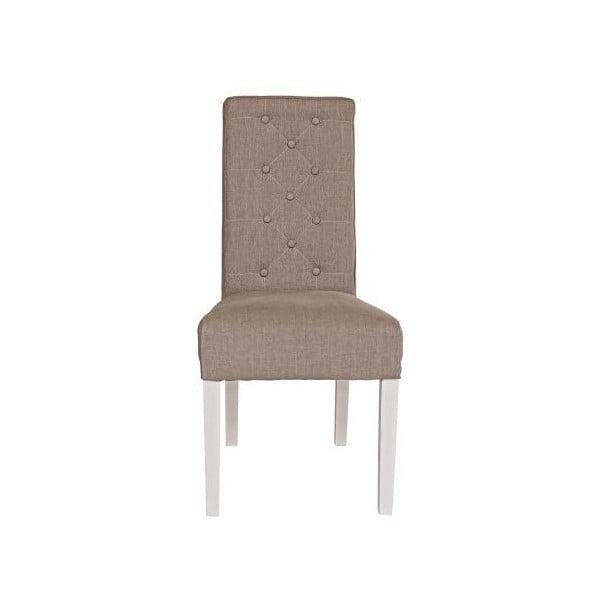 Krzesło Twitter White/Beige