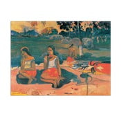 Obraz Paul Gauguin - Nave Nave Moe, 100x74 cm