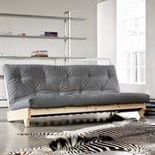 Sofa rozkładana Karup Fresh Raw/Gris