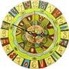 Zegar ścienny Funky, 30 cm