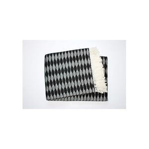 Koc Aqua Black, 140x180 cm