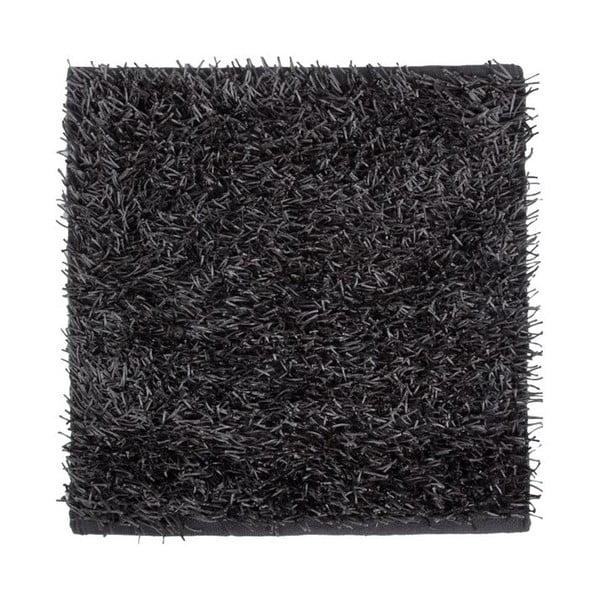 Dywanik łazienkowy Kemen Black, 60x60 cm