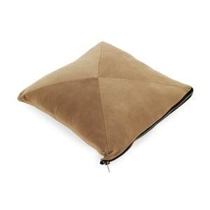 Jasnobrązowa poduszka Geese Soft, 45x45cm