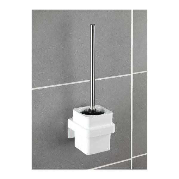 Szczotka do WC z przyssawką Static-Loc Osimo, do 8 kg