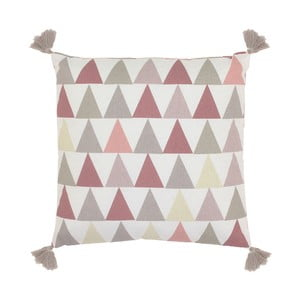 Poduszka Art For Kids Pink Triangles