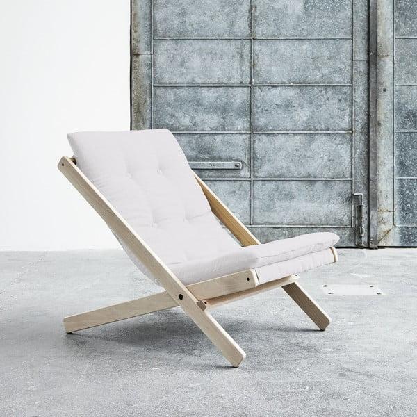 Fotel składany Karup Boogie Raw/Natural
