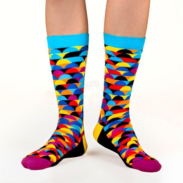 Skarpetki Ballonet Socks Sunset, rozmiar 41-46