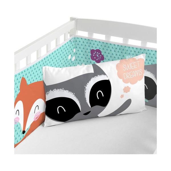 Ochraniacz do łóżeczka Dreams, 60x60x60 cm