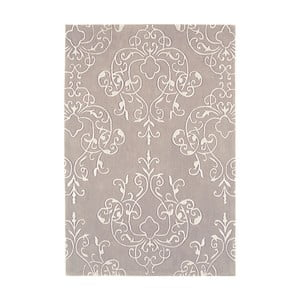 Szary dywan Asiatic Carpets Harlequin Oldschool, 180x120 cm