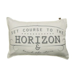 Poduszka Overseas Horizon White, 40x60 cm