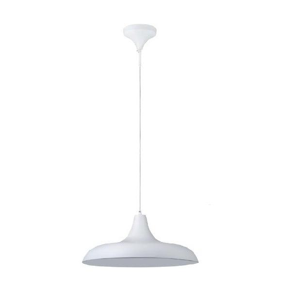Biała lampa wisząca Markslöjd Bryne