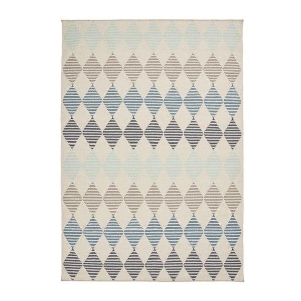 Wełniany dywan Rokko Beige, 160x230 cm