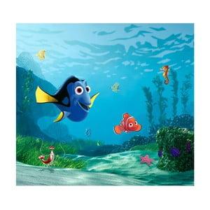 Foto zasłona AG Design Gdzie jest Nemo, 160x180cm