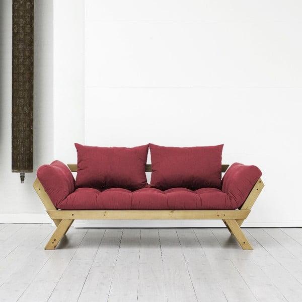 Sofa Karup Bebop Honey/Bordeaux