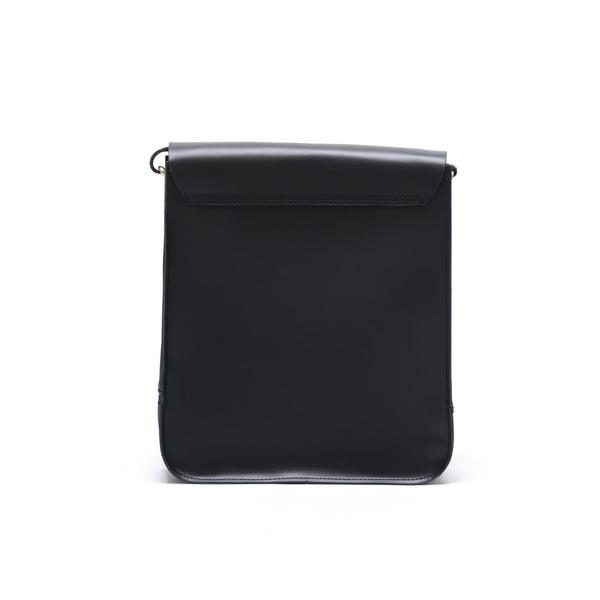 Skórzana torebka Renata Corsi 399 Nero