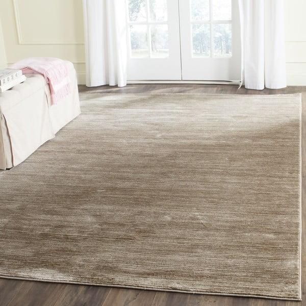 Brązowy dywan Safavieh Valentine 91x152 cm