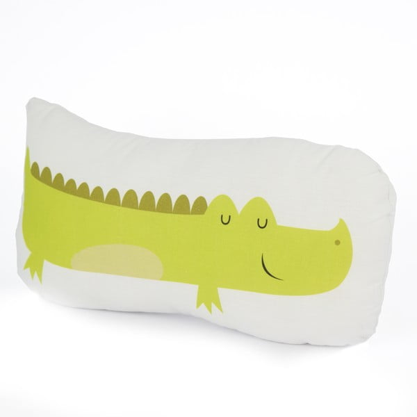 Dziecięca poduszka bawełniana Baleno ZOO, 40x30 cm