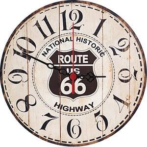 Zegar ścienny Historic Highway, 30 cm