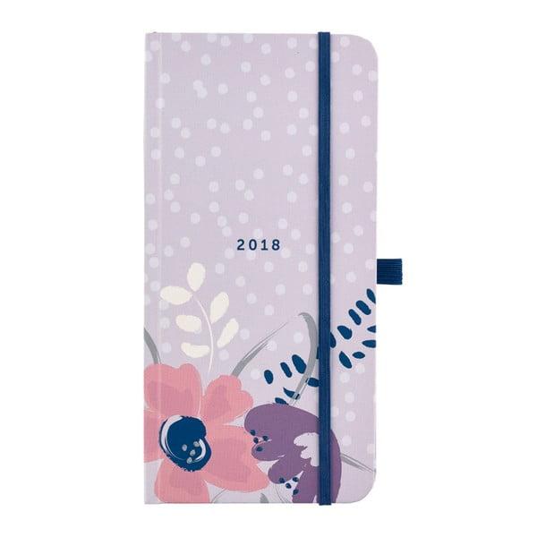 Kalendarz kieszonkowy Busy B Pretty Slim 2018