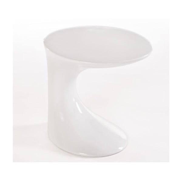 Stolik Flow, biały