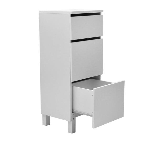 Biała szafka RGE Box 95x39 cm