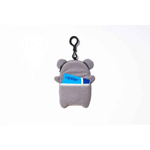 Pluszowe etui na telefon, odtwarzacz mp3, klucze Ricedapper XL