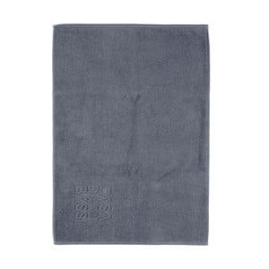 Ciemnoszary dywanik łazienkowy z bawełny Casa Di Bassi Basic, 50x70 cm