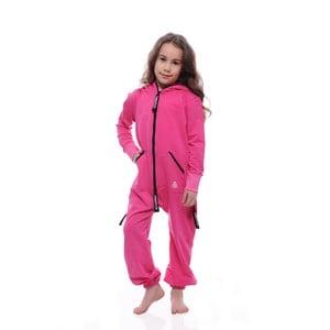 Dziecięcy kombinezon Summer Pink, 6-7 lat