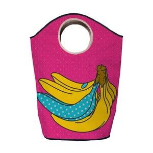 Kosz na bieliznę Dotted Banana