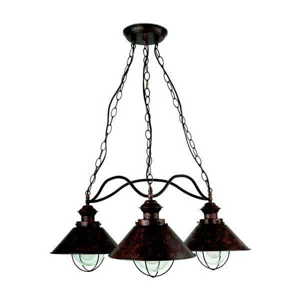 Lampa sufitowa wisząca Nautica Trio