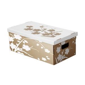 Komplet 3 pudełek Eco, 45x27 cm