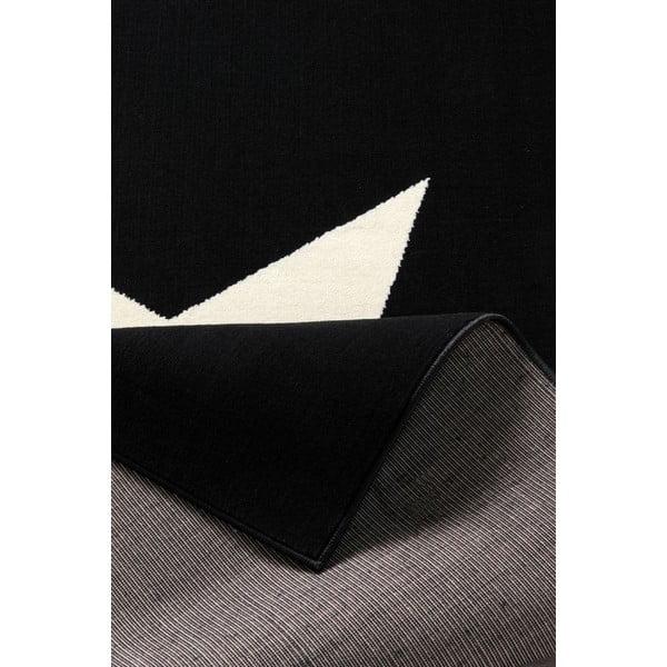 Czarny dywan dziecięcy Hanse Home City & Mix, 140x200 cm