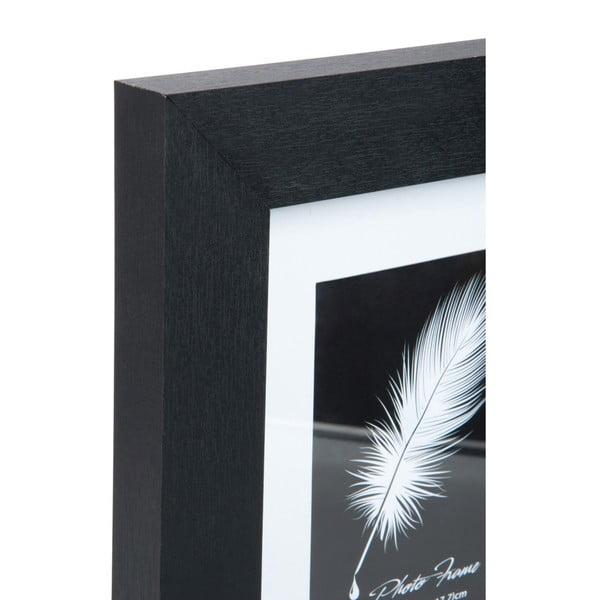 Czarna ramka na zdjęcia 20x25 cm