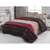 Pikowana narzuta na łóżko na łóżko dwuosobowe Aries, 195x215 cm