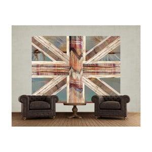 Tapeta   wielkoformatowa Union Jack, 158x232 cm