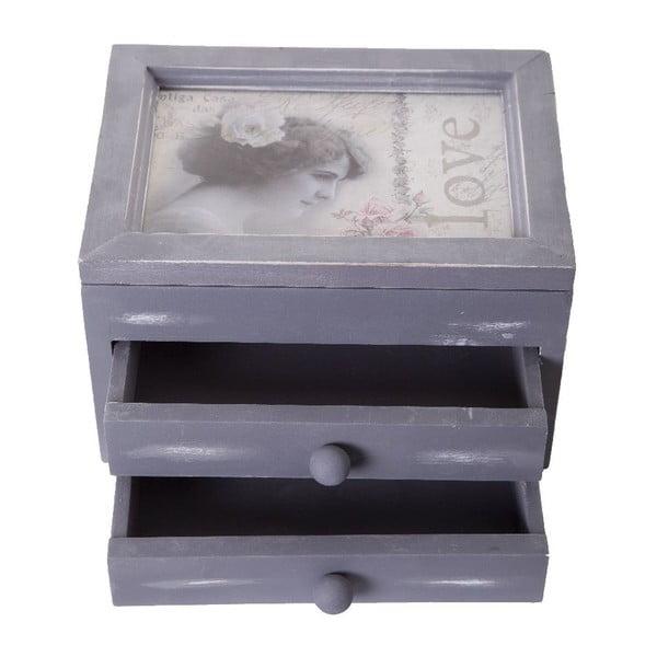 Pudełko z szufladkami Cofanetto