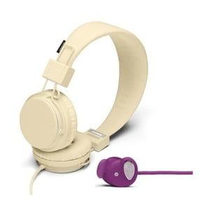Słuchawki Plattan Cream + słuchawki Medis Grape GRATIS