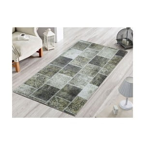 Dywan Green Patchwork, 80x120 cm