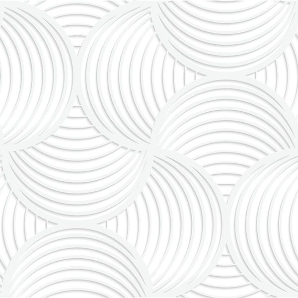 Pościel Nordicos Daisy Gris, 140x200 cm