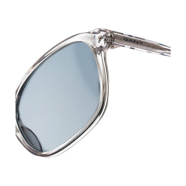 Męskie okulary przeciwsłoneczne GANT Transparent