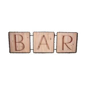 Dekoracyjna tabliczka Antic Line Bar