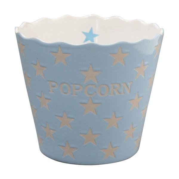 Miska na popcorn Krasilnikoff Baby Blue Star