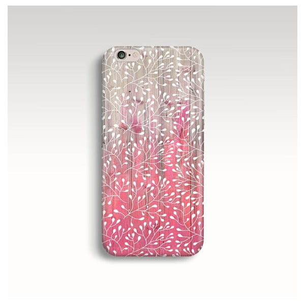Etui na telefon Wood Blossom II na iPhone 6+/6S+