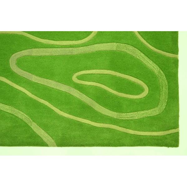 Dywan Phoenix 120x180 cm, zielony