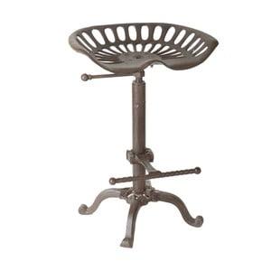 Metalowe krzesło Siège