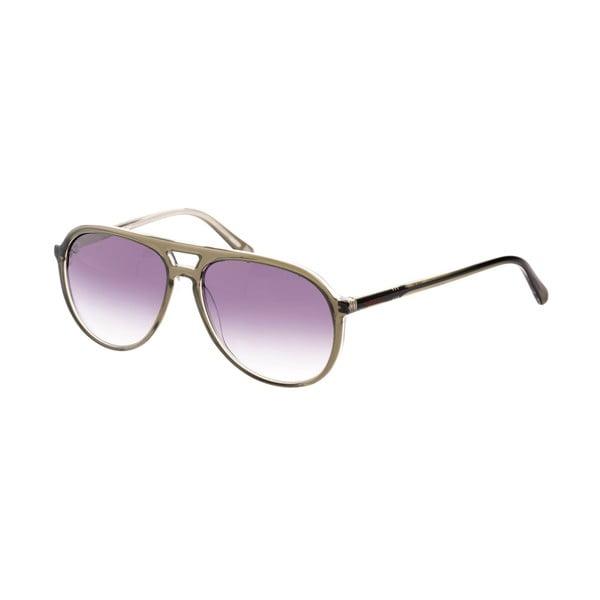Męskie okulary przeciwsłoneczne GANT Green